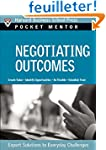 Negotiating Outcomes: Expert Solution...