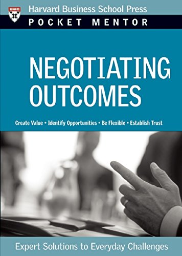 Negotiating Outcomes: Expert Solutions to Everyday...