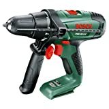 Advanced Bosch POWER4ALL PSB 18 LI-2 18v Cordless Combi Drill 2 Speed without Battery or Charger [Pack of 1] --