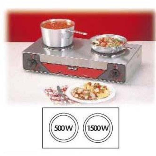 Nemco 6310-2 Horizontal Hot Plate, 24-Inch
