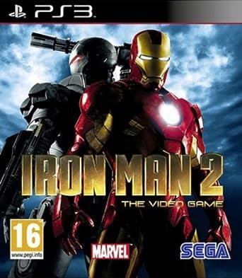 jeux de iron man 1 - Jeux D Iron Man