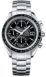 NEW OMEGA SPEEDMASTER MENS AUTOMATIC WATCH 3210.50.00