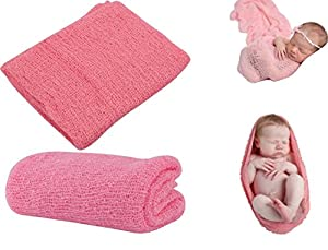 Newborn Photo Prop Stretch Wrap Baby Photography Knit Wrap Props - Several Colors!