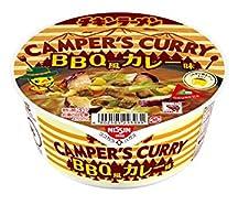 日清食品 日清チキンラーメンどんぶり BBQ風カレー味 88g×12個