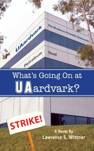 What's Going On At UAardvark?(.99 Countdown Deal Starts at .99)