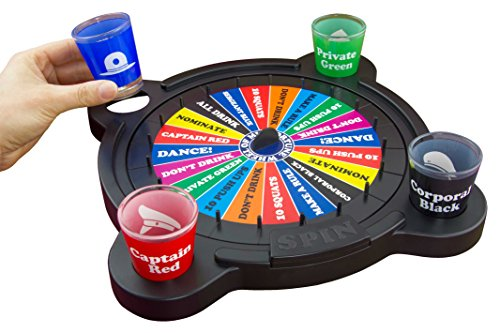 spin the wheel drinking game suppliers