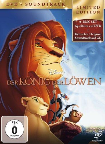 Der König der Löwen (+ Audio-CD) [Limited Edition]