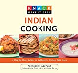 img - for Knack Indian Cooking: A Step-By-Step Guide To Authentic Dishes Made Easy (Knack: Make It Easy) by Agarwal, Meenakshi (2010) [Paperback] book / textbook / text book