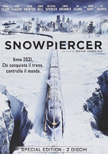 Snowpiercer (2 Dvd) [Italian Edition]