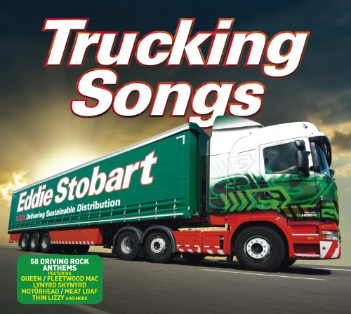 Various Artists - Eddie Stobart Trucking Songs - Zortam Music
