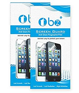 TBZ Screen Guard for Samsung Galaxy A8 -Pack of Two