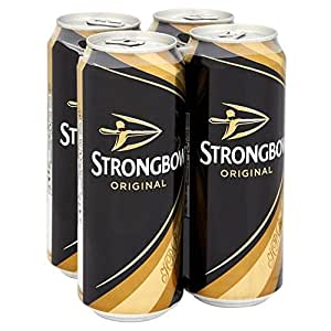STRONGBOW Cider 24x 500ml Cans