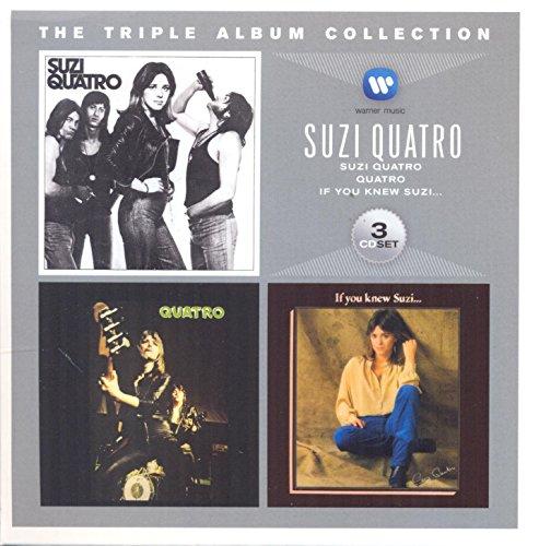 Suzi Quatro - Triple Album Collection - Lyrics2You