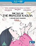 The Tale Of The Princess Kaguya [Blu-ray] [2015]