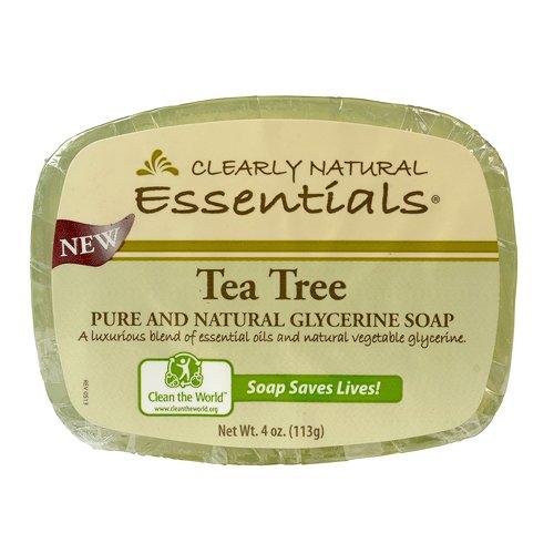 clearly-natural-glycerin-bar-soap-tea-tree-4-oz