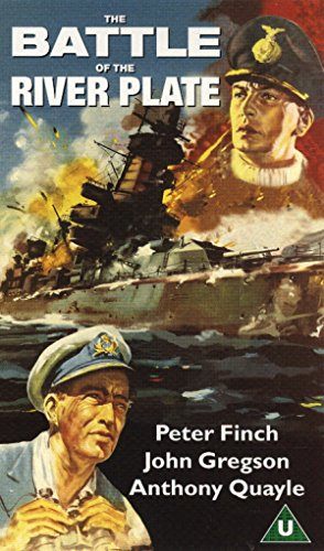 Pursuit of the Graf Spee (aka The Battle of the River Plate) [VHS]