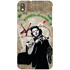 Printland Guitar Phone Cover For HTC Desire 816G