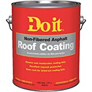 Do it Non-fibered Asphalt Roof Coating-GL N/FBR ASPT RF COATING