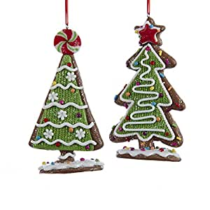 Buy assorted gingerbread candy christmas tree ornaments - Buy christmas decorations online india ...