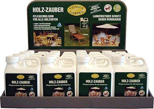 Consul Garden DISPLAY Theken-Display ,,Holzzauber' Holzzaub Er 16 StÜck bestellen