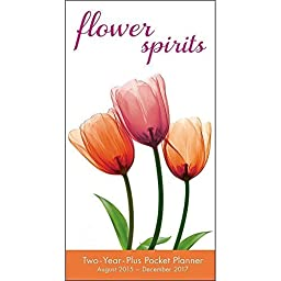 Flower Spirits Monthly Pocket Planner by Sellers Publishing Inc by Sellers Publishing, Inc.