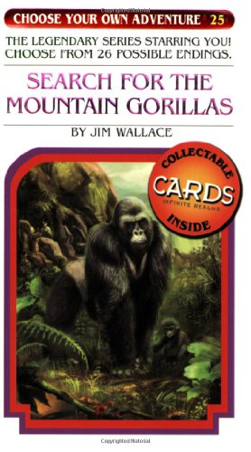 Search for the Mountain Gorillas (Choose Your Own Adventure #25) PDF