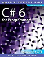 C# 6 for Programmers, 6th Edition Front Cover