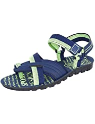 Bersache Men's Blue-905 Sandal & Floaters