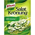 Knorr Dill & Herbs Salad Dressing (Salat Kroenung) - Pack of 4 X 5 Pcs Ea. from Unilever