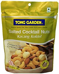 Tong Garden Salted Cocktail Nuts, 160g
