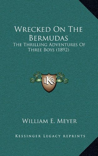 Wrecked on the Bermudas: The Thrilling Adventures of Three Boys (1892)