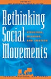 img - for Rethinking Social Movements: Structure, Meaning, and Emotion (People, Passions, and Power: Social Movements, Interest Organizations, and the P) book / textbook / text book