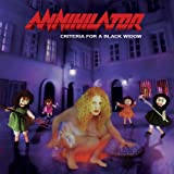 Criteria For A Black Widow Annihilator