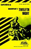 Cliffsnotes Twelfth Night (0822000946) by Roberts, J. L.