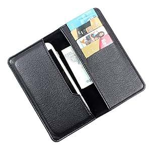 Dooda PU Leather Flip Pouch Case For XOLO Omega 5.5