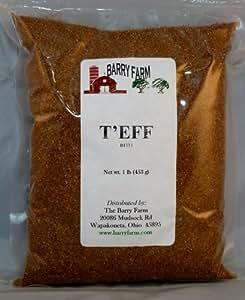 Teff Grain, 1 lb.