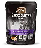 Merrick Backcountry Real Rabbit Recipe Cuts