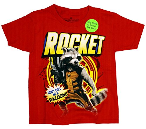 Guardians of the Galaxy Rocket N Roll Juvy T-Shirt
