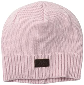 Pajar Women's Solid Color Knit Beanie Hat, Baby Pink, One Size