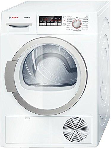 Bosch Avantixx 8 WTB86500FF B Libera installazione 8kg Caricamento frontale Bianco asciugatrice