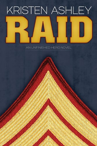 Raid (Unfinished Heroes) by Kristen Ashley