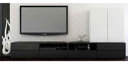 Nexera Avenue 60'' TV Stand and 1-Door Storage Module