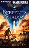 Rick Riordan The Serpent's Shadow (Kane Chronicles)