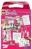 echange, troc Collectif - 9207 Barbie My Fab Magic Sticker Activity Set