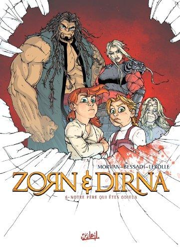 Zorn et Dirna - T06 - Notre Pere Qui Etes Odieux [HD - 1920*1200]