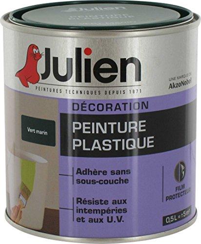 Peinture julien les bons plans de micromonde for Peinture sur plastique