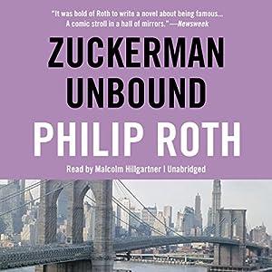 Zuckerman Unbound Audiobook
