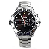Flylink 2014 HD Night Vision Camera Watch Hidden Camera Support Emergency Files Auto-save Function (8GB)