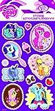 マイリトルポニー My Little Pony ディメンションステッカー Sandy Lion8354【インポート 立体 3D 輸入 シール アニメ】
