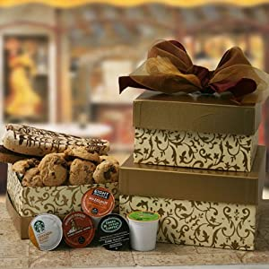 Kcup Madness Coffee Gift Basket from Design It Yourself Gifts & Baskets